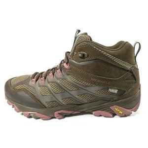 Merrell Moab FST Mid Waterproof Trail Hiking Boots